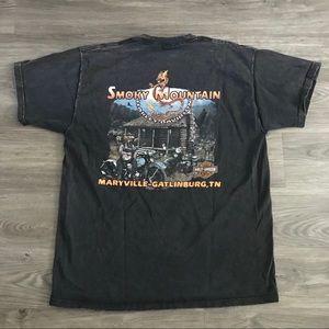 Mens Harley Davidson Motorcycles Tee Shirt sz XL